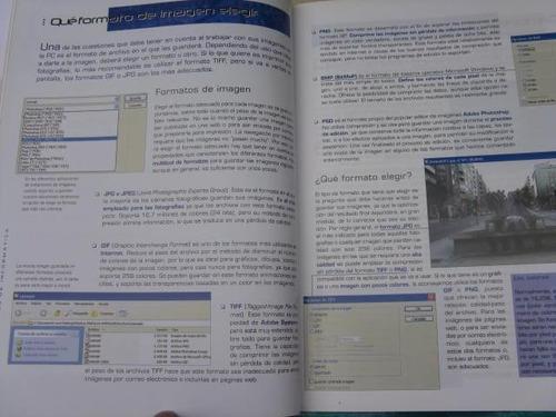 mercurio peruano: libro informatica imagen fotografia xp l36