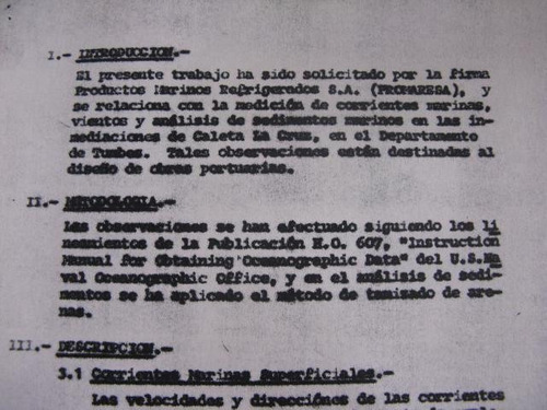 mercurio peruano: libro levantamiento hidro oceano grafi l57