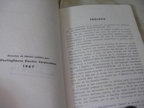 mercurio peruano: libro manual de alumbrado westinghouse l-9