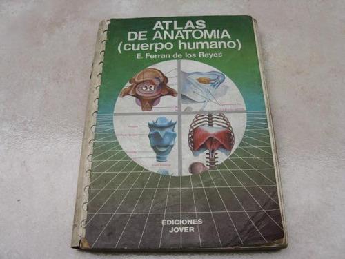 mercurio peruano: libro medicina atlas de anatomia jover l30