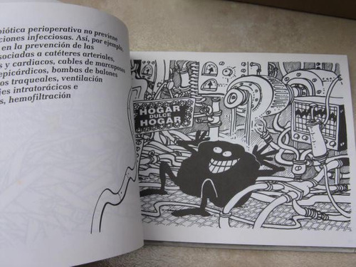 mercurio peruano: libro medicina comic infecciones post l38
