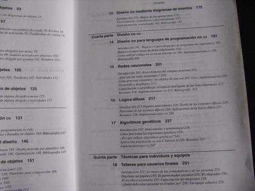mercurio peruano: libro metodo orientado a objetos l67
