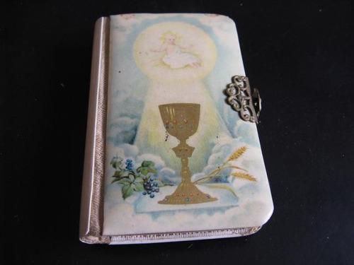 mercurio peruano: libro misal joya del cristiano oracion l51