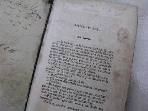 mercurio peruano: libro misterios de paris t-2 siglo xix l23