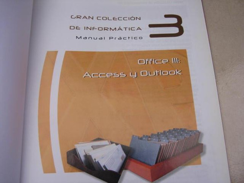 mercurio peruano: libro office access outlook l36