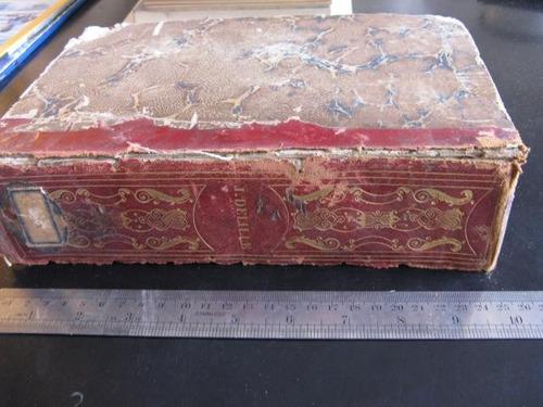 mercurio peruano: libro poesia obras de delile 1836  l62