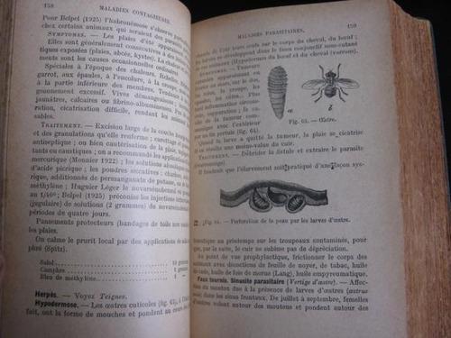 mercurio peruano: libro practica veterinaria 1926  l44