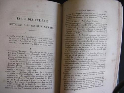 mercurio peruano: libro reglas profesion abogado t2 1866 l79