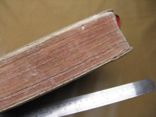 mercurio peruano: libro religion biblia ilustrada  l52