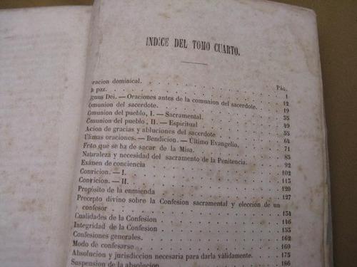 mercurio peruano: libro religion predicadores 1857 t4  l52