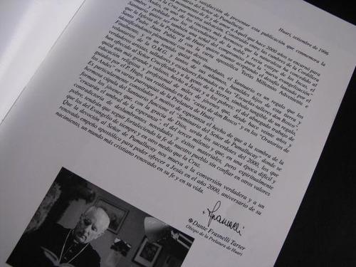 mercurio peruano: libro señor cristo de pumallucay 2000 l65