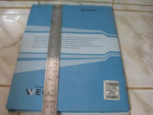 mercurio peruano: libro sony trinitron vega   l-6