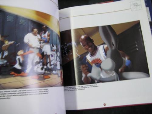 mercurio peruano: libro space jammin jordan bugs 1996 l63