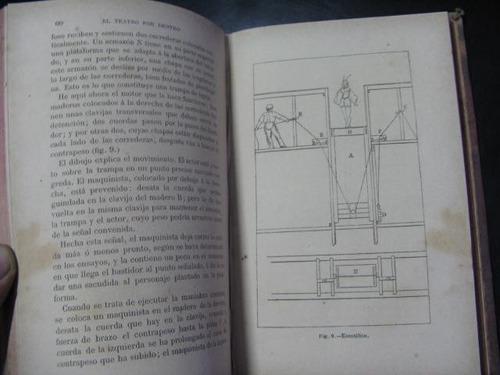 mercurio peruano: libro teatro pordentro maquinaria 1885 l56