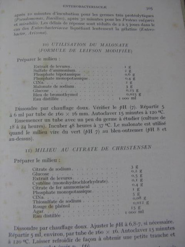 mercurio peruano: libro tecnica bacteriologica biologia l-4