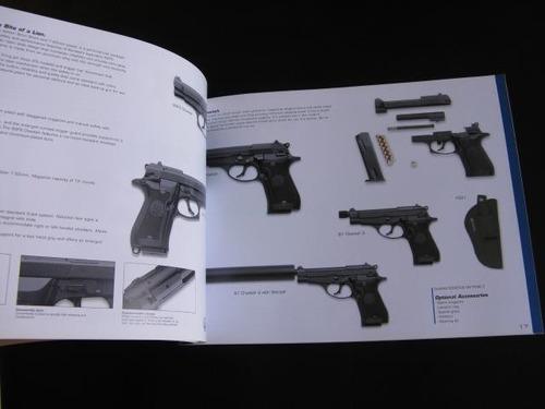 mercurio peruano: manual catalogo armas beretta 50p  l84