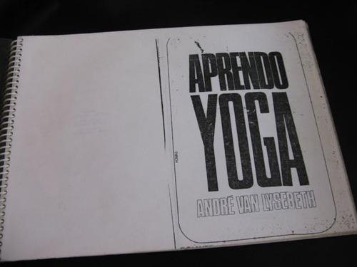 mercurio peruano: material  aprendo yoga van lisebeth l42