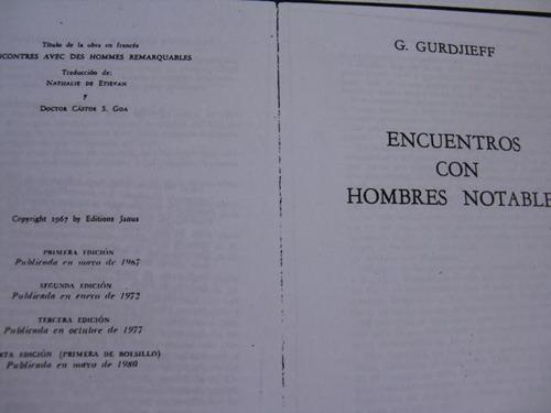 mercurio peruano: material de todo y del todo gurdjieff l42