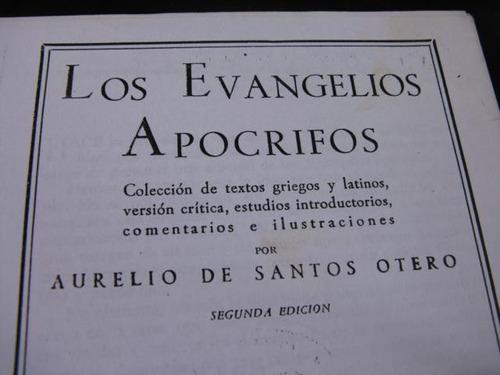 mercurio peruano: material evangelios apocrifos l42