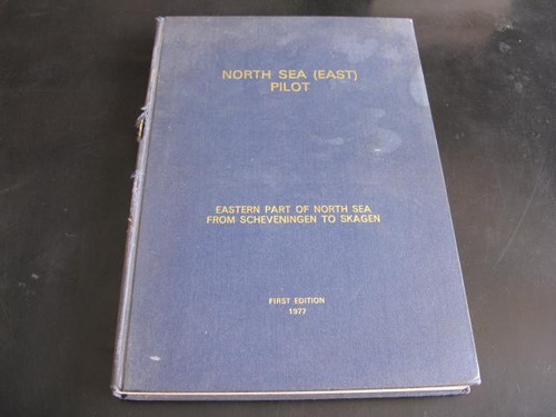 mercurio peruano: north sea pilot 1977 234p l86