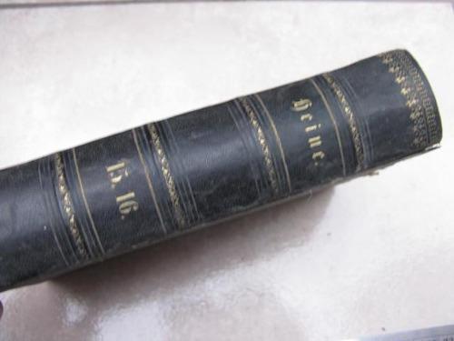 mercurio peruano: obras heine t 15,16  1876 l23