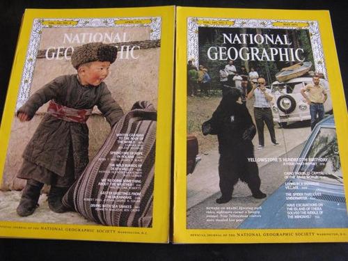 mercurio peruano: revista national geographic 1972 9uni l50