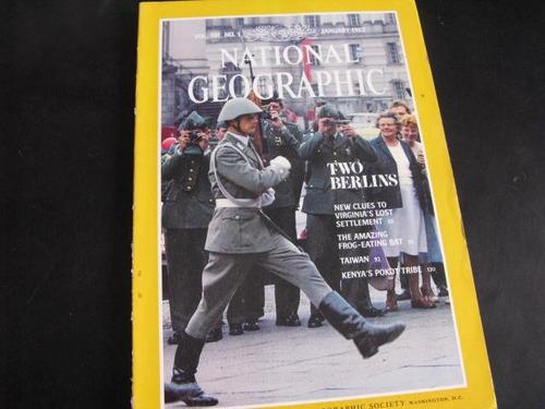 mercurio peruano: revista national geographic 1982 1uni l49