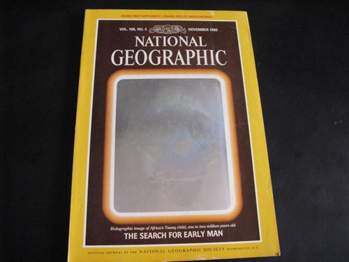 mercurio peruano: revista national geographic 1985 1uni l49