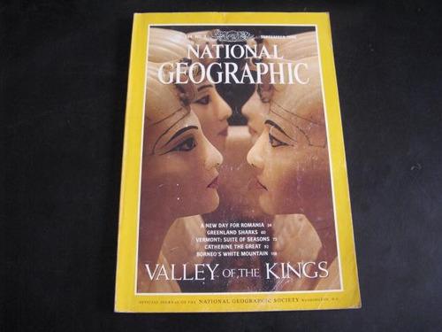 mercurio peruano: revista national geographic 1998 1uni l49
