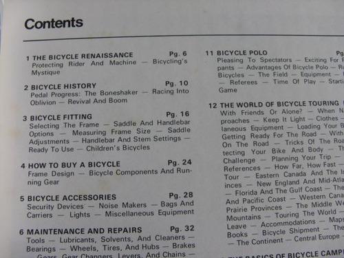 mercurio peruano:  todo sobre bicicletas 194p mc nally l86
