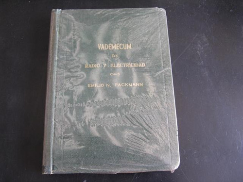 mercurio peruano: vademecum radio electricidad packmann l85