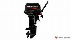 mercury 15 hp 2t super nautica gral paz