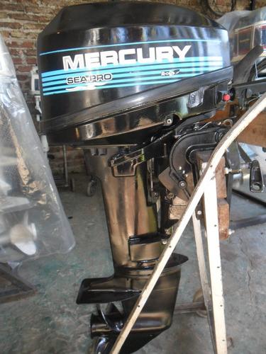 mercury 15 hp modelo 2008