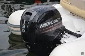 mercury 150 hp - 4 tiempos elpt 4s efi motor fuera de borda