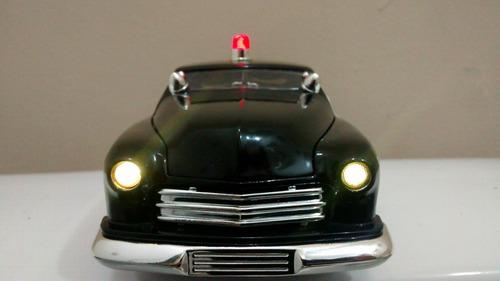 mercury 1951 1/24 police luzes e sirene jada