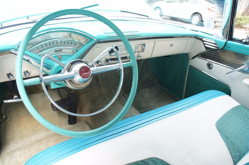 mercury 1955 montclair coupé v8 automatica