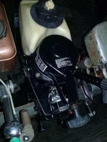 mercury 2.5 hp 2t directo sin cambios buen estado