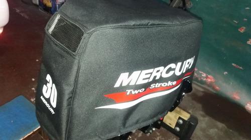 mercury 30 hp 2t super año 2016 impecable solo 15 hs de uso