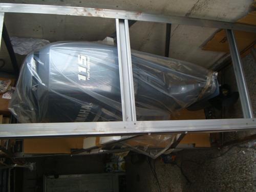 mercury 40 hp 2 tiempos 3 cilindros electrico y automix