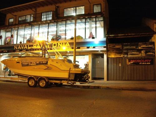 mercury 40 hp 4 tiempos!!  oferton okm!! en naval patagonia