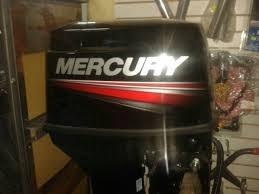 mercury 40 hp arranque electrico y automix  okm en caja