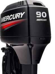 mercury 60 hp   2 tiempos okm en caja oportunidad