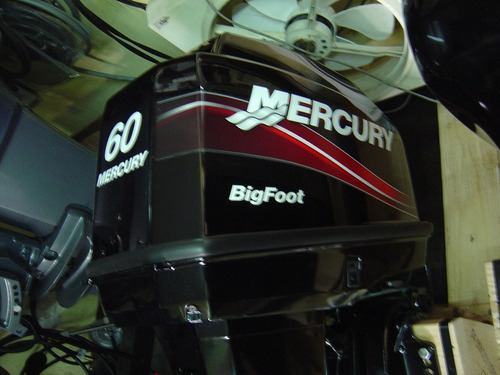 mercury 60 hp big foot 0hs. 2017 *** permutas ***