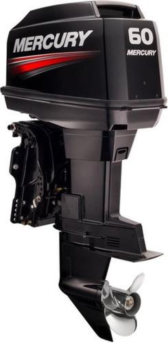 mercury 60 hp elpto - 2 tiempos - motor fuera de borda