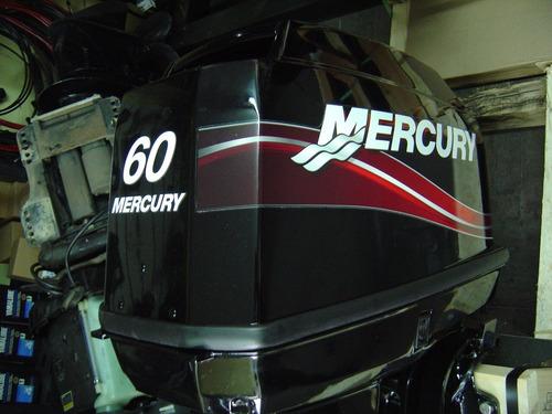 mercury 60 hp elpto full 0hs. 2017 acepto permutas