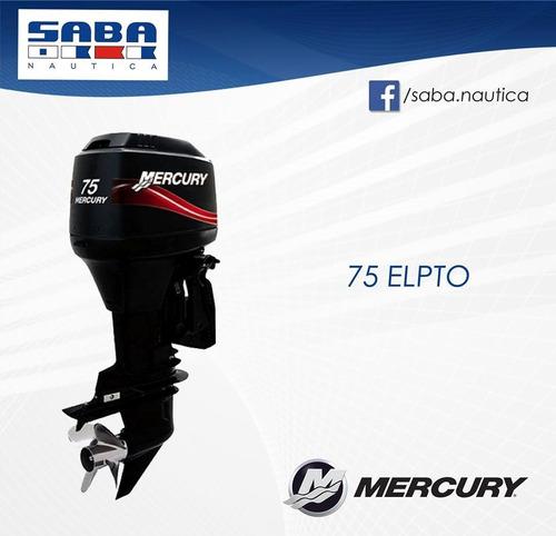mercury 75 hp 2 t / mejor precio del mercado / envio s/c