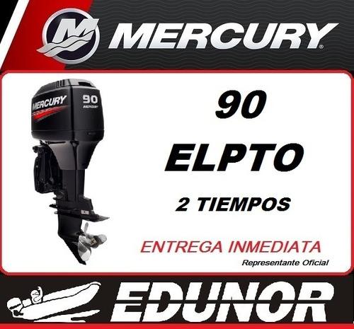 mercury 90 elpto 2t - edunor