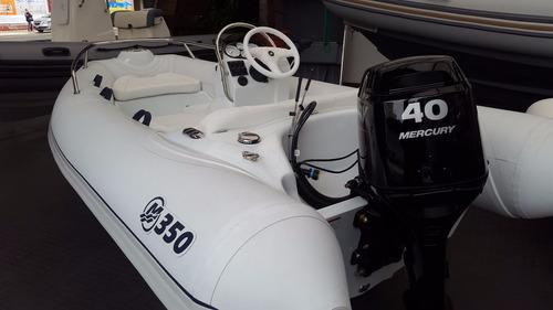 mercury boat - m-series 350