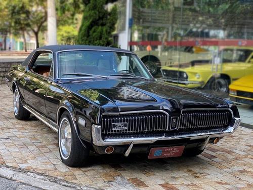 mercury cougar xr7 - 1968