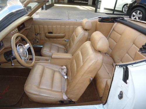 mercury cougar xr7 cabriolet